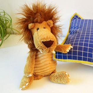 Peluche Lawrence le lion Jellycat