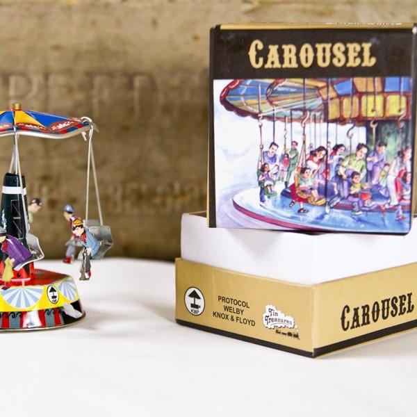 Carrousel mécanique -> Decoration Mecanique