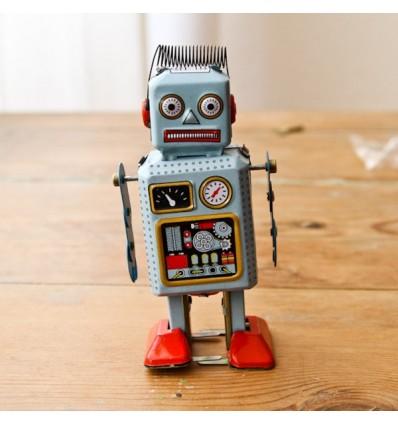 Robot Vintage Molle tête