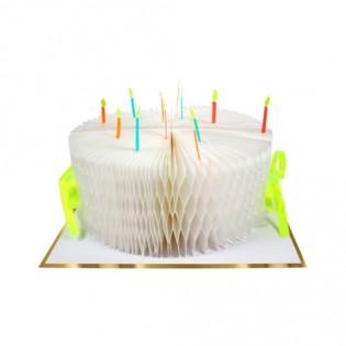 Carte Gâteau d'anniversaire Meri Meri