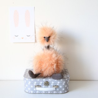 Pompon Peachy - Jellycat