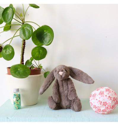 Doudou lapin Bashful Truffle - Jellycat