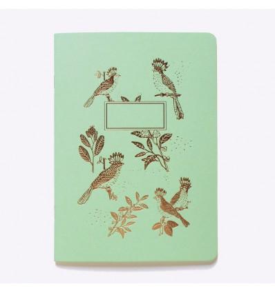 Cahier ligné Slow Life - Editions du Paon