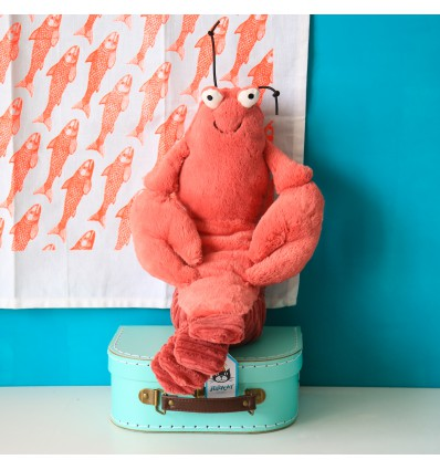 Peluche Larry le homard Jellycat