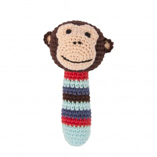 Hochet singe en crochet - Global Affairs