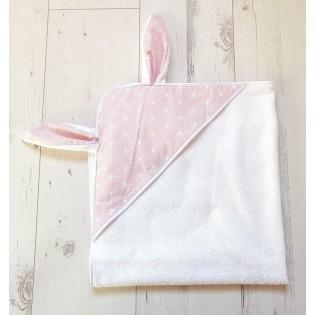 Sortie de bain Oreilles de Lapin