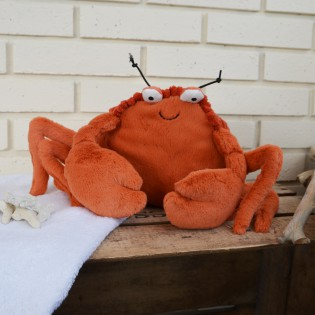 Peluche crabe Crispin - Jellycat