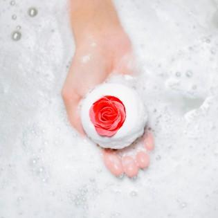 Boule de bain effervescente - Isabelle Laurier