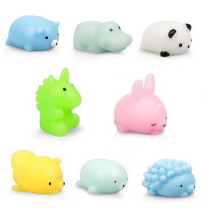 Mini squishy animaux