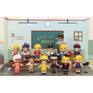 Figurine Molly - Série School Life