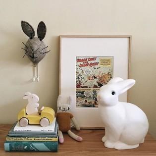 Lampe lapin - Egmont toys