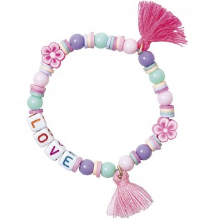 "Kit bracelet ""Love"" - Rico Design"