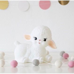 Veilleuse agneau - Wooly Lamb