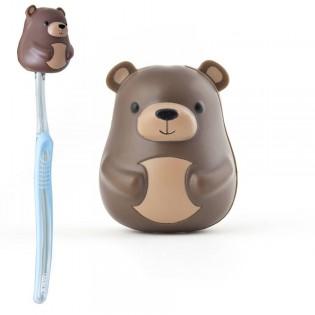 Porte brosse à dents Ours
