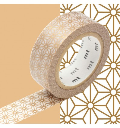 Masking tape asanoha or