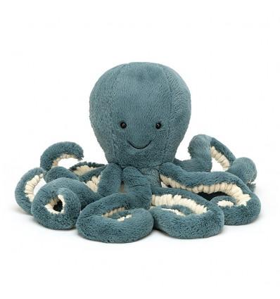 Grande peluche Storm octopus - Jellycat