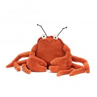 Petite peluche crabe Crispin - Jellycat