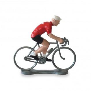 Figurine cycliste Suisse - Bernard & Eddy