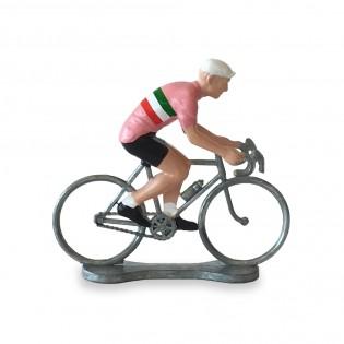 Figurine cycliste Giro - Bernard & Eddy