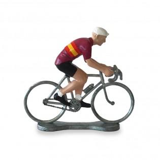 Figurine cycliste Vuelta - Bernard & Eddy
