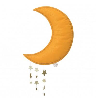 Lune moutarde & ses étoiles - Picca Loulou