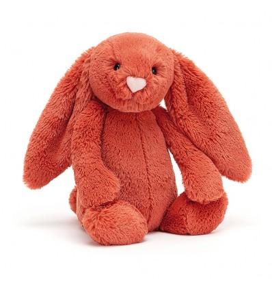Doudou lapin Bashful Cinnamon (M) - Jellycat