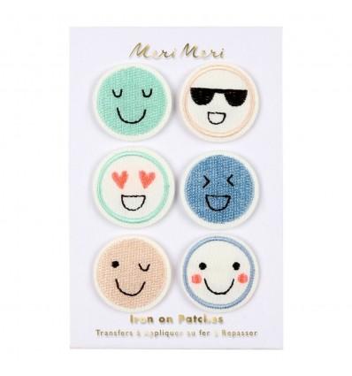 Thermocollant Emoji - Meri Meri