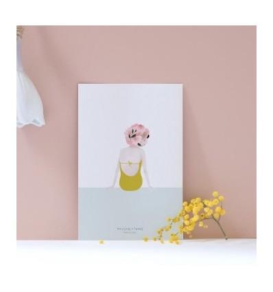 Carte La Petite Rétaise - My Lovely Thing