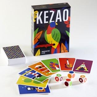 Jeu de cartes Kezao