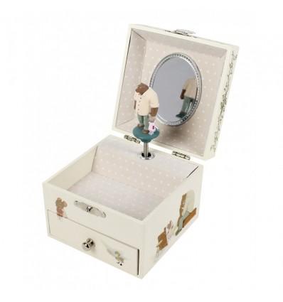 Boîte à bijoux Ernest & Célestine - Trousselier
