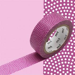 Masking Tape Samekomon violet