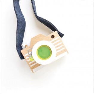 Appareil photo en bois Vert - Kiko+gg