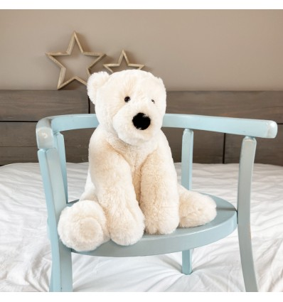 Grande peluche Perry ours polaire - Jellycat