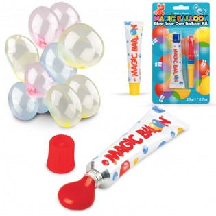Kit de pâte à ballons Magic Balloon