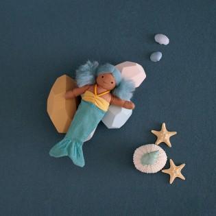 Sirène Turquoise Holdie Folk Pearl - Olli Ella