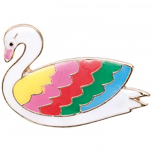 Pin's Cygne - Rico Design