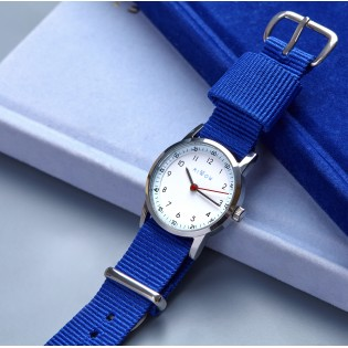 Montre Millow Ciel Bracelet Bleu Roi