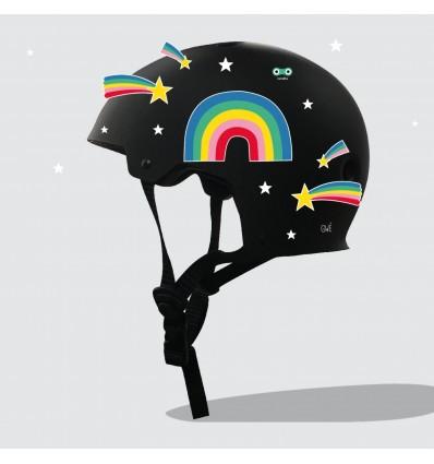 Sticker réfléchissant Arc-en-Ciel - Rainette