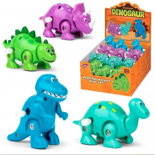 Dinosaure mécanique à remonter