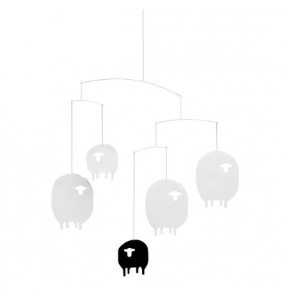 Mobile moutons Flensted