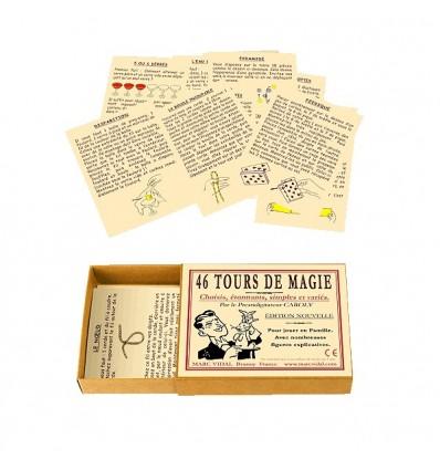 46 tours de Magie Marc Vidal