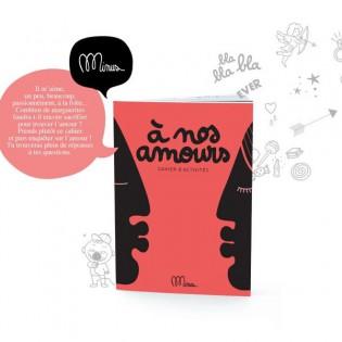 A nos amours Minus éditions