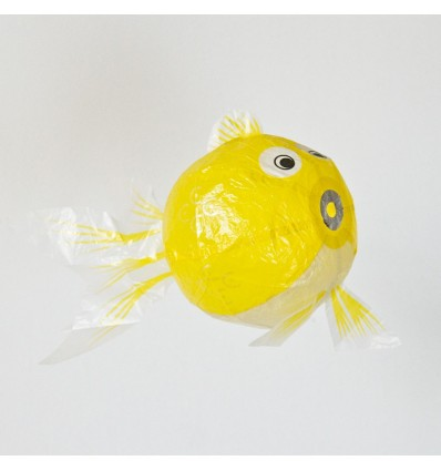 Kami fusen - Poisson jaune